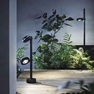 Platek - frog - Gartenstehlampe