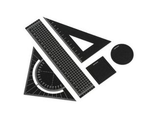 CINQPOINTS - archimetric sketchbook - Linial