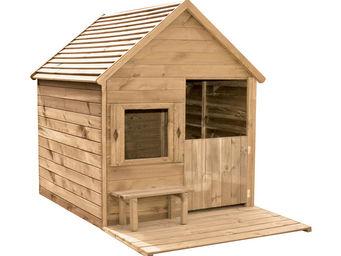 CEMONJARDIN - cabane pour enfant heidi - Kindergartenhaus