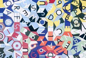 PAPIER TIGRE -  - Buchstabenspiel