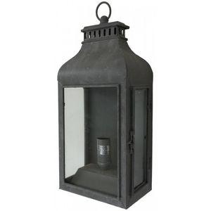 CHEMIN DE CAMPAGNE - style ancienne lanterne electrique murale ou à pos - Laterne