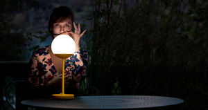 Fermob - mooon! - Led Gartenleuchte
