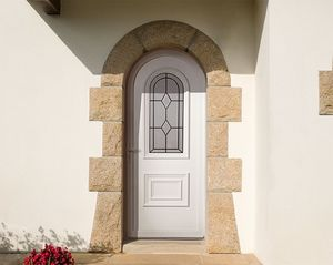 Cid -  - Verglaste Eingangstür