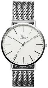 AUCTOR - l'élégante silver 40 - Uhr