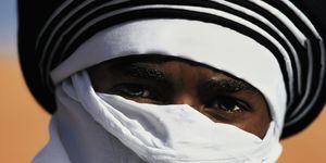 Nouvelles Images - affiche touareg algérie - Plakat