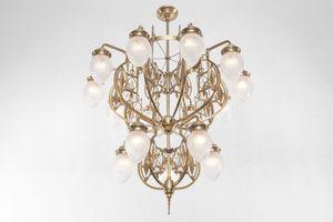 PATINAS - pannon 15 armed chandelier - Kronleuchter