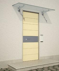 METALGLAS BONOMI -  - Eingangsvordach