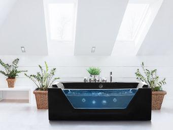 BELIANI - spa - Whirlpool Badewanne