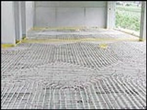 Velta -  - Fußbodenheizung