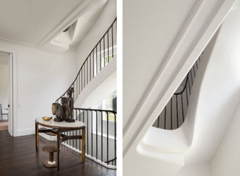 CHARLES ZANA - escalier - Innenarchitektenprojekt