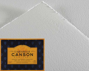 Canson -  - Aquarellpapier