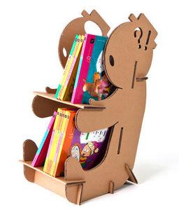 Funnypaper - bébé brun - Kinder Bücherregal