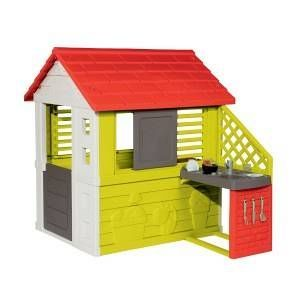 Smoby -  - Kindergartenhaus