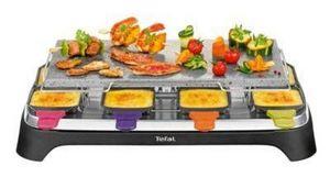 Tefal - appareil à raclette électrique 1424247 - Raclettegerät