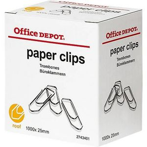 OFFICE DEPOT -  - Büroklammer