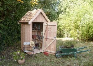 Atelier Du Rivage - rivage - Holz Gartenhaus