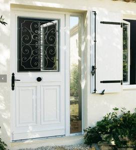 Lapeyre -  - Verglaste Eingangstür