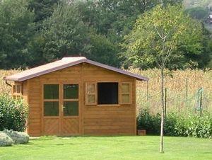 Arredoline -  - Holz Gartenhaus
