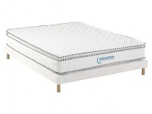 DREAMEA - ensemble matelas + sommier altier - Bettwäsche