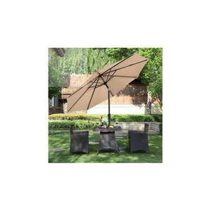 DECO PRIVE - parasol 3 mètres de diamètre - Sonnenschirm