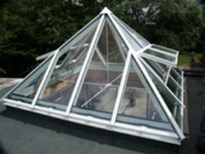 Designer Conservatory Products -  - Dachfenster