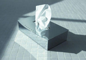 La Maison Du Bain - kubic - Papiertaschentuch Behälter