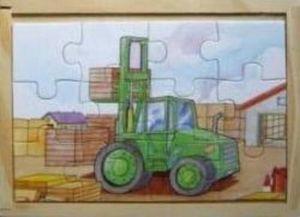 Wooden Symphonie -  - Kinderpuzzle