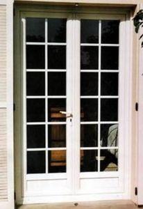 PRO FENÊTRE -  - Fenstertür, Zweiflügelig