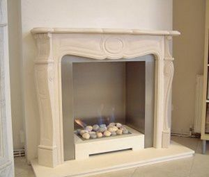 Acantha Fireplaces -  - Offener Kamin