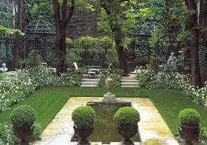 OLIVIER RIOLS CAPSEL -  - Landschaftsgarten
