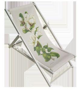 Toiles de Marie - magnolia - Liegestuhl