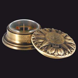 HEMISFERIUM - boussole solaire - Kompass