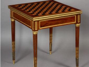 Camille Burgi -  - Spieletisch