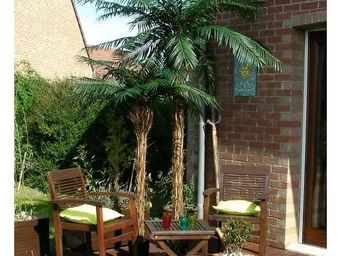 Deco Factory - grand palmier artificiel tenerife en pot - Künstlicher Baum