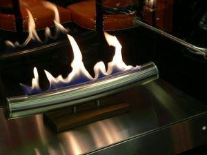 Rêve de Flamme Déco Design - mozart - Kamin Ohne Rauchabzug