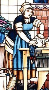 L'Antiquaire du Vitrail -  - Buntglasfenster