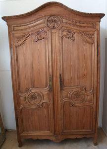 Antiquités Eric de Brégeot -  - Wäscheschrank