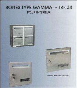 Electrobox - gamma - Briefkastenanlage
