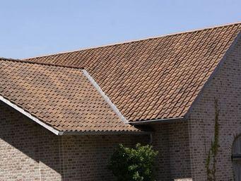 Janssen Mediterrane Baustoffe und Handels - hohlziegel - Dachziegel