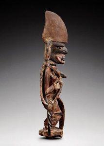 Kevin Conru -  - Kleine Statue