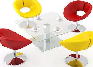 swanky design - adelphi coffee table - Couchtisch Quadratisch