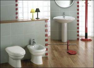 Falerii Ceramica Sanitari -  - Wc Bodenfixierung