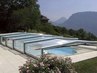 Eureka Espace Laporte -  - Abnehmbarer Swimmingpoolschutz