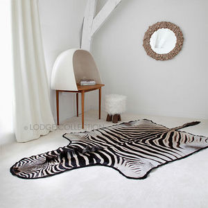 LODGE COLLECTION - zebre de hartmann - Zebrafell