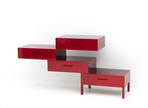 GALERIE KREO - divided sideboard #3, 2007 - Wohnzimmerschrank