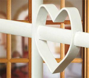 Decayeux - grille pour fenêtre - protection modulable - Schutzgitter