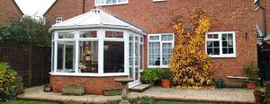 Eurocell Profiles - victorian?style conservatory - Veranda