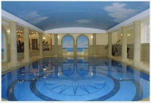 Cheshire Spas & Pools - little court - Innenswimmingpool