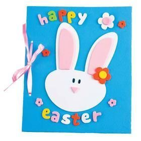 Tobar - easter foam card kit - Glückwunschkarte