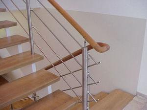 Forgetec Engineering -  - Treppengeländer